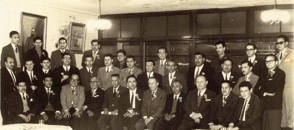 Radio Club Concepción. reunión histórica para su fundación