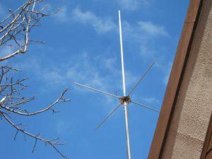Antena 5/8 VHF CE5PJM CE5JA